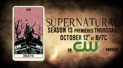 Season 13 Comic Con Card
