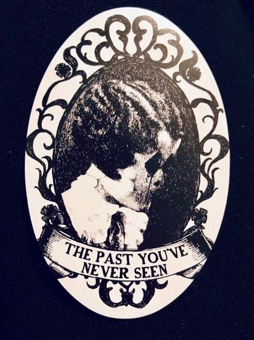 Past You've Never Seen Sticker