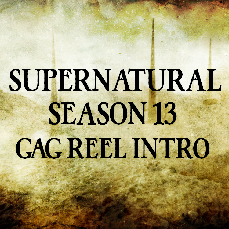 Season 13 Gag Reel Intro