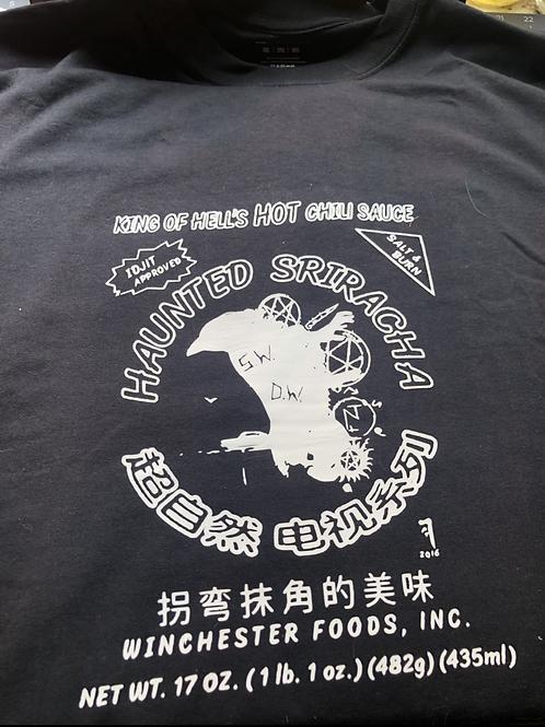Supernatural Sriracha Shirt