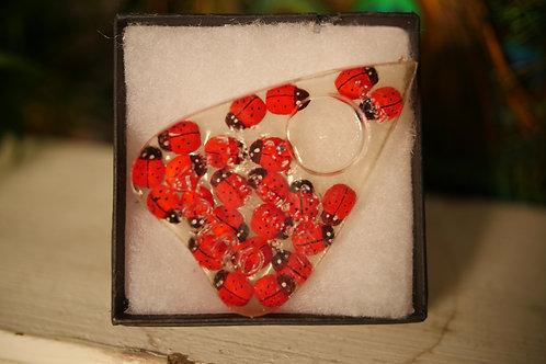 Ladybug Panchette