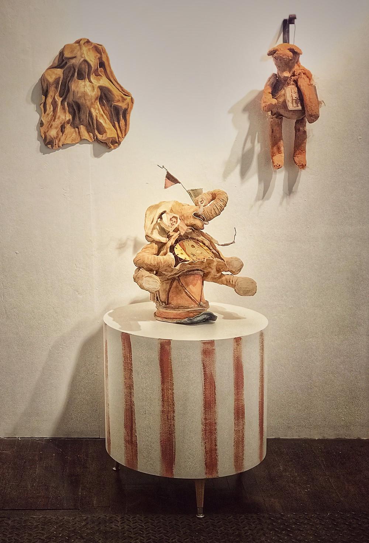 Ceramic Circus: Artist Gina M.