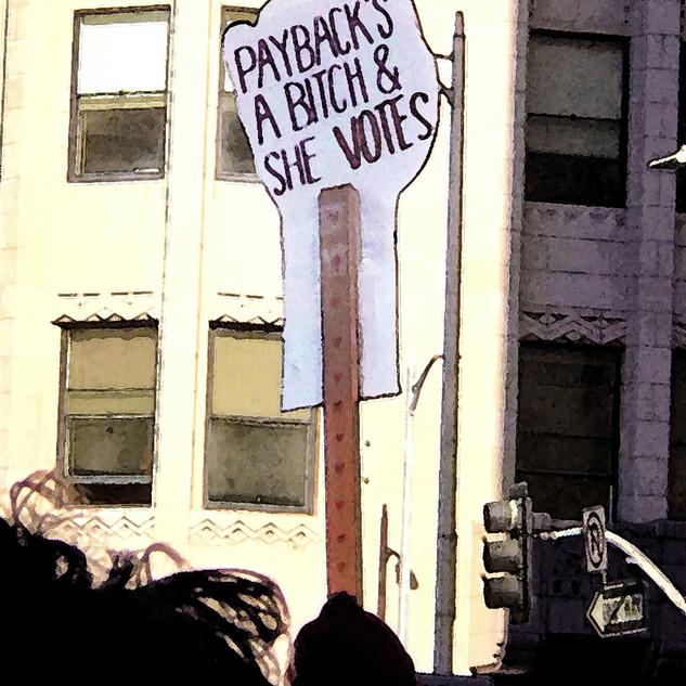 ArtistGinaM__Bitch Votes
