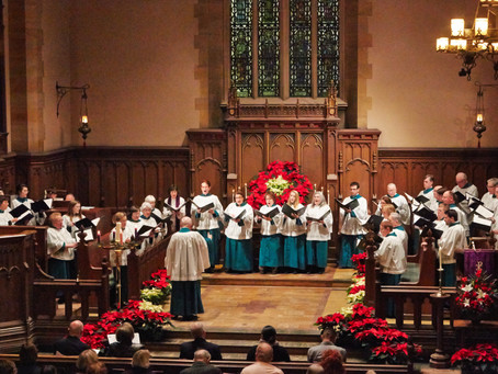 Click Here for Lessons and Carols Program