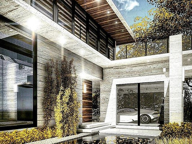 Modern Residence Concept