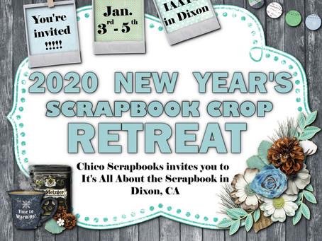 New Year's Crop Retreat in Dixon