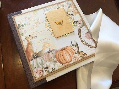 Prima Autumn Sunset Mega Album Kit
