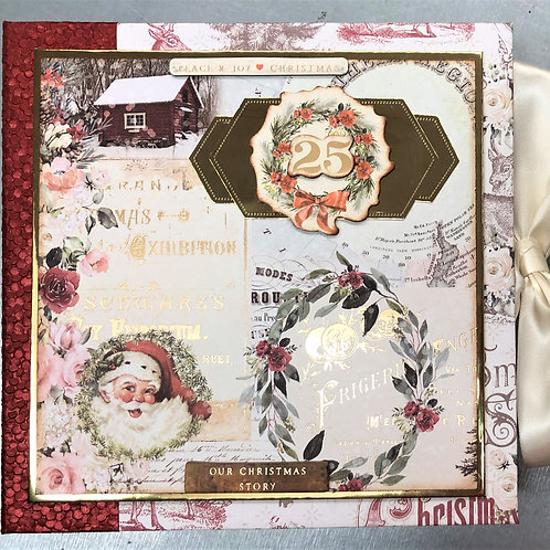 Prima Christmas in the Country Mega Album Kit