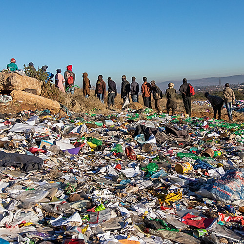 Mamelodi Rubbish Dump