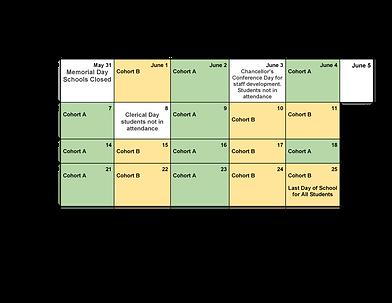 June Calendar- Cohorts A and B.png