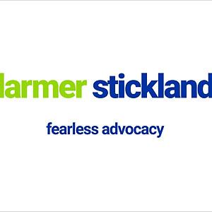 LARMER - STICKLAND