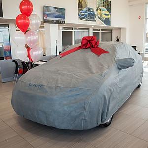 Honda Grand Opening