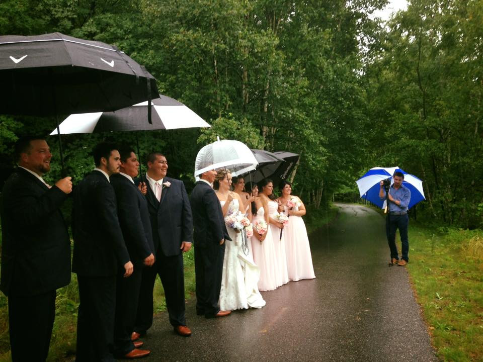 Wedding Video behind scenes