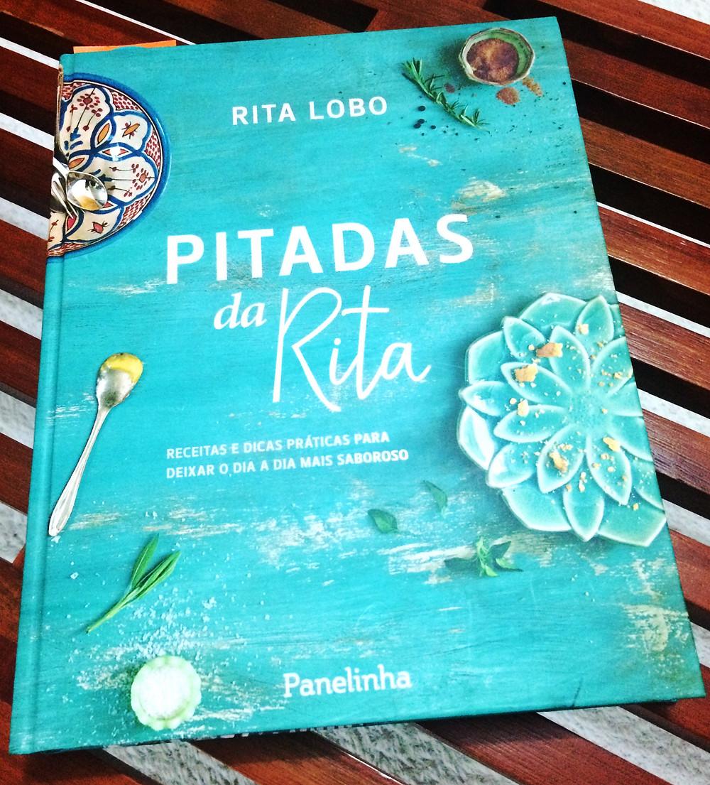 Livro Pitadas da Rita, Blog de Comida Pitadas da Rita