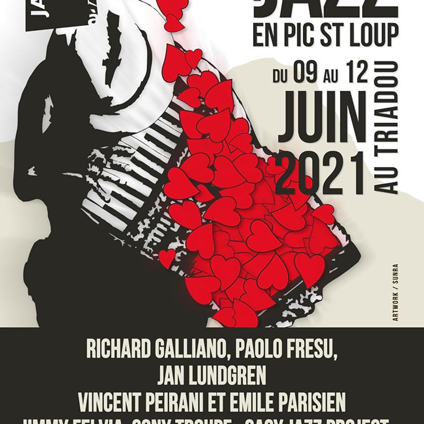 "Gasy Jazz Project 4tet: Festival ""Jazz en Pic St Loup"""