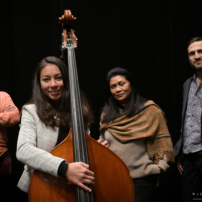 Gasy Jazz Project 4tet: Le JAM