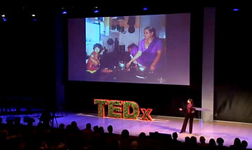 Kavita Shukla TED Talk - Fenugreen