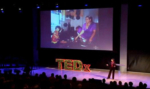 Fenugreen FreshPaper Founder Kavita Shukla on TED Stage