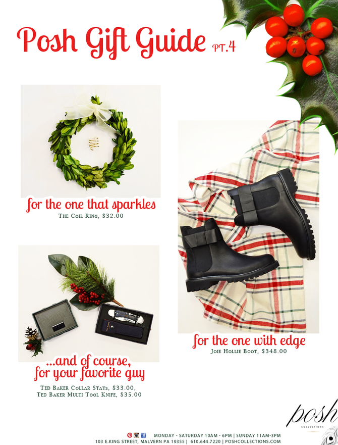 Gift Guide Part 4