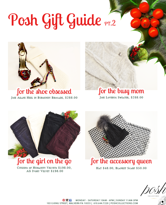 Gift Guide Part 2
