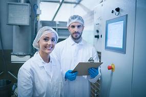 Food manufacturers
