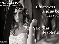 Vidéaste, film mariage St Malo
