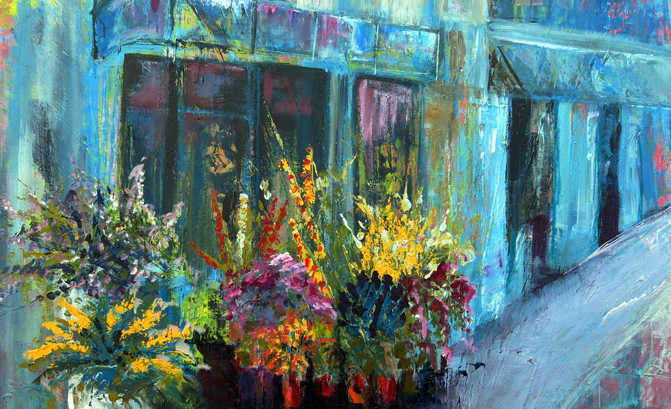 The Flower Shop   £395