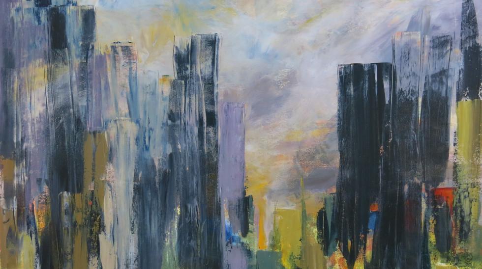 New York Skyline  £250