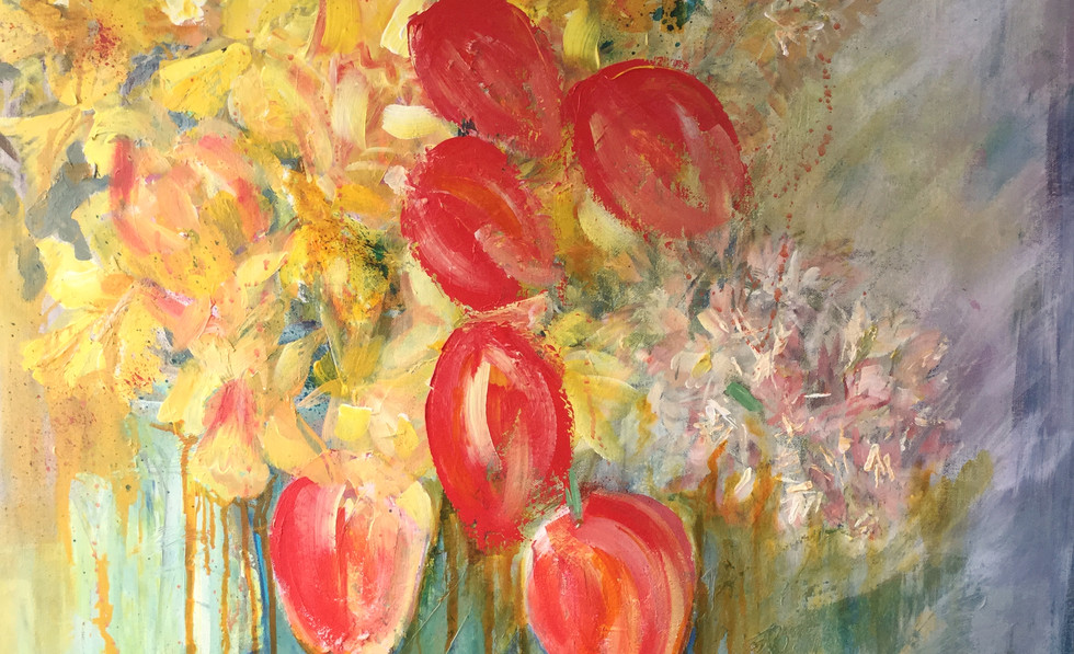 Signs Of Spring  £350