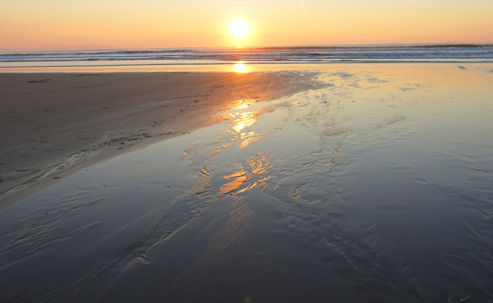 Sunset Croyde Bay  1
