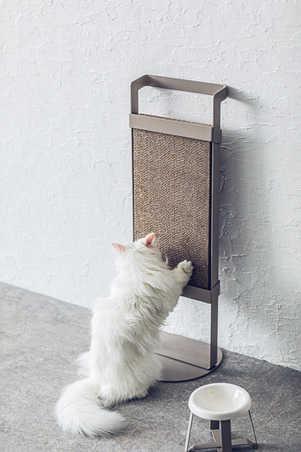Cat Scratcher / Taupe