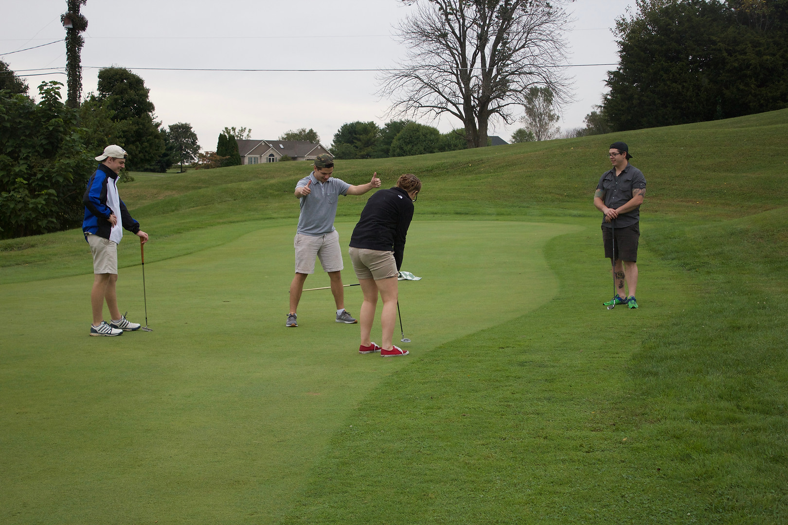 2nd Annual Carl Broughton Memorial Golf Outing