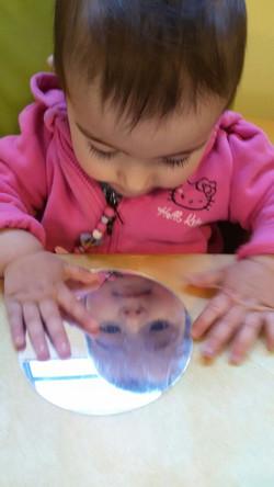 Giochi con lo specchio