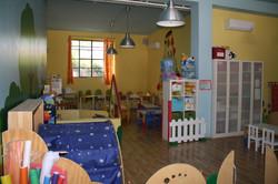 Altra vista su aule e sala da pranzo