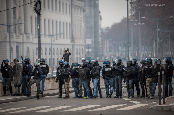 FRANCE - Lyon