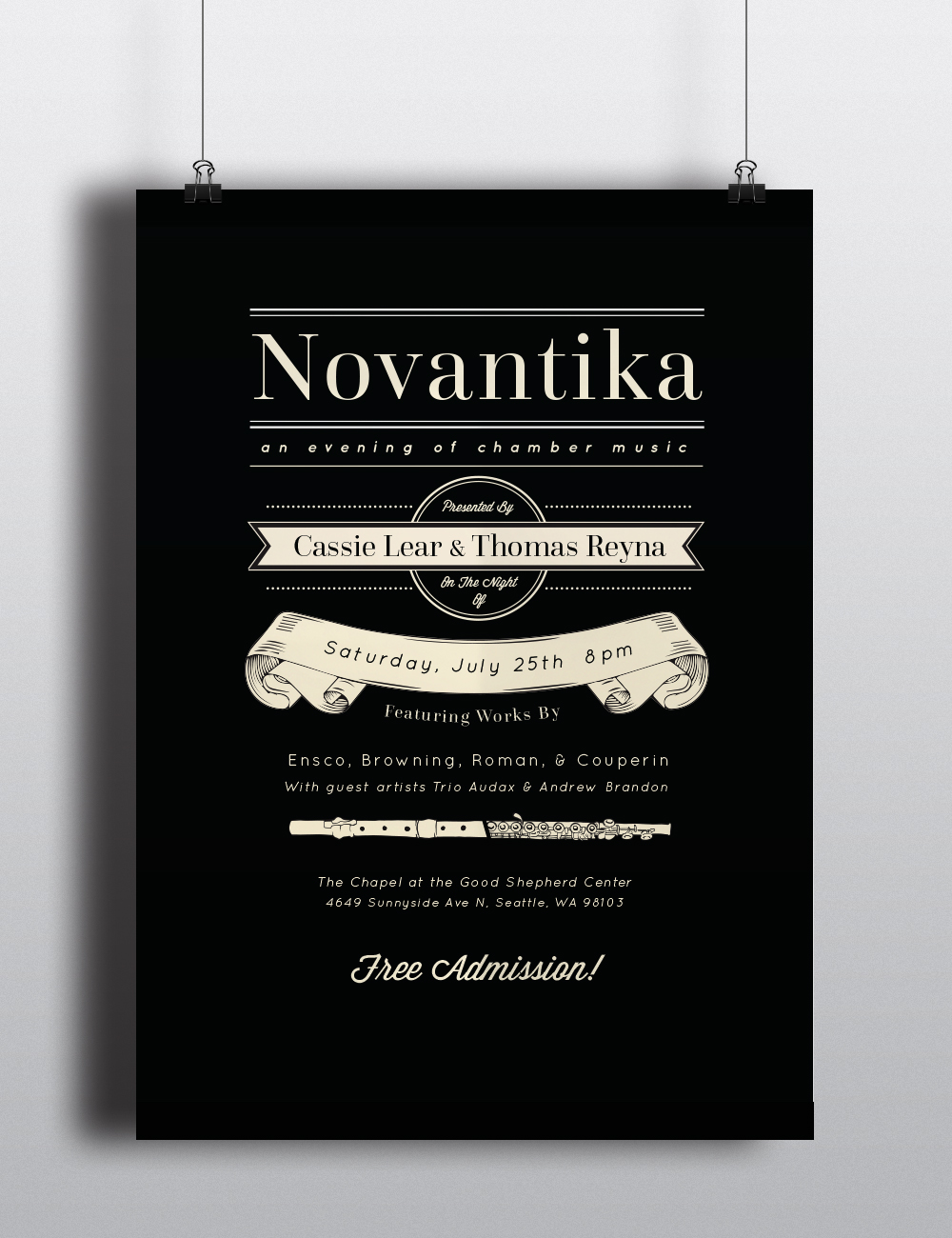 Novantika Poster