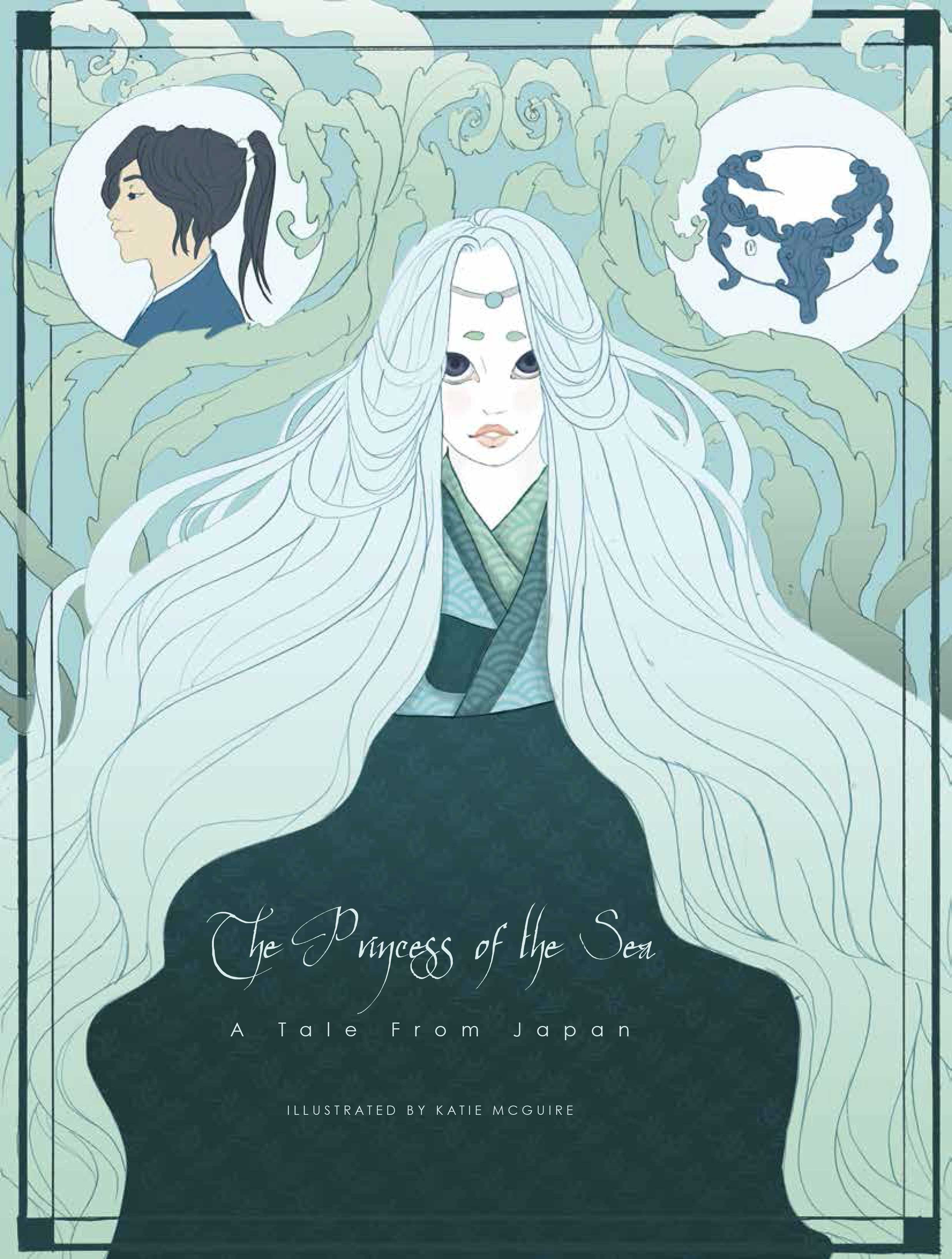 The Princess of the Sea (cover)