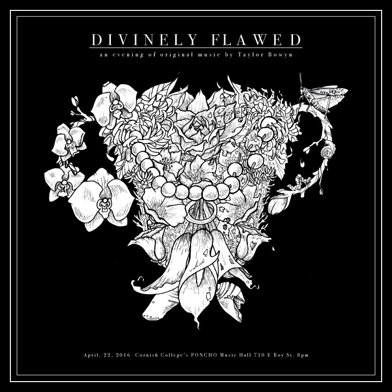 Divinely Flawed Poster