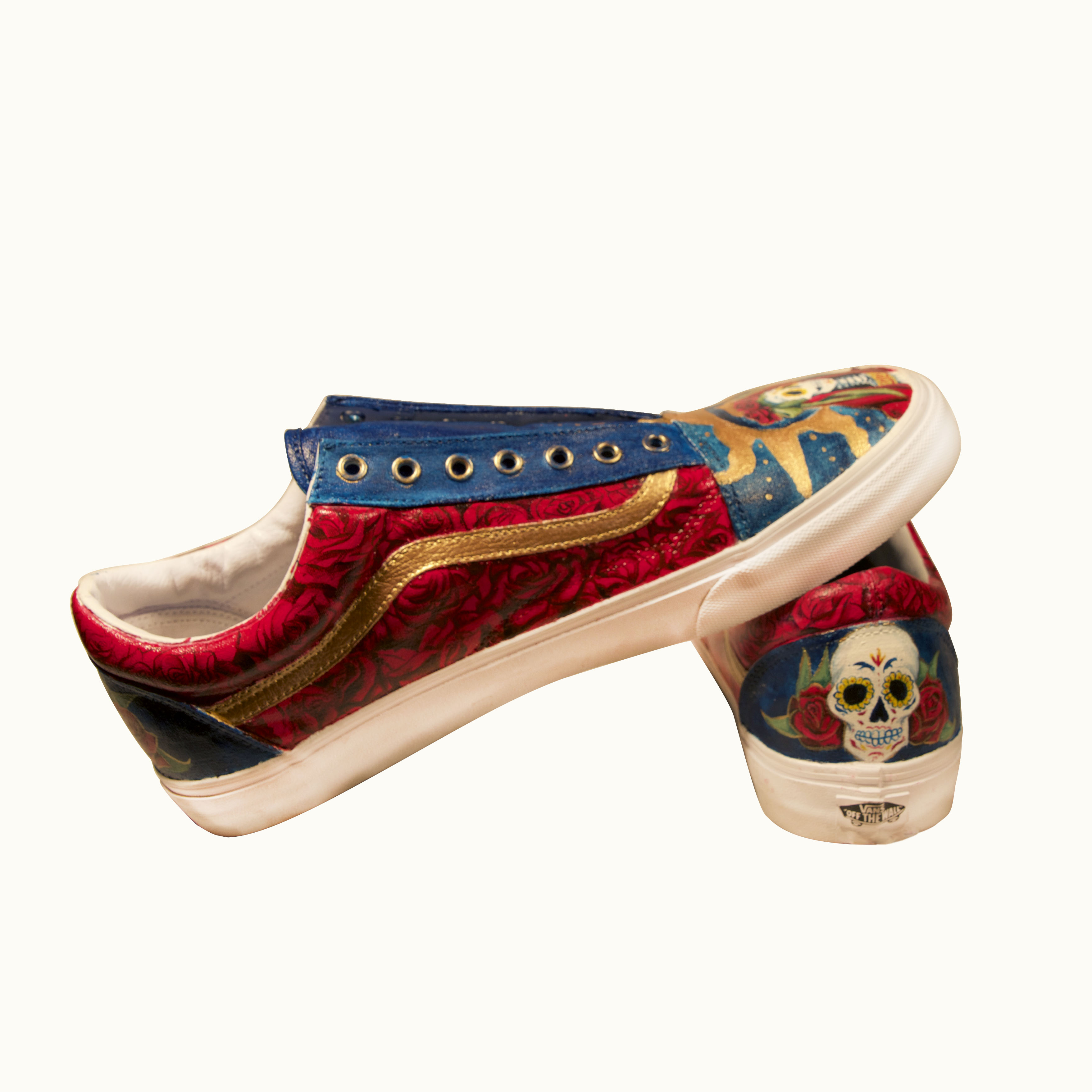 Zapatos De Los Muertos