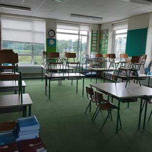 5th class room.