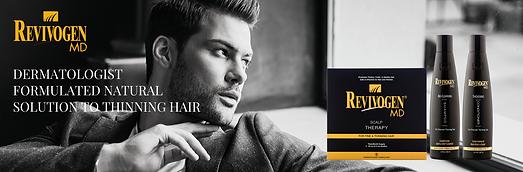 Revivogen hair care