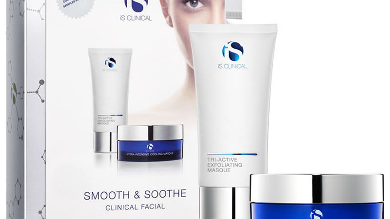 SMOOTH & SOOTHE CLINICAL FACIAL