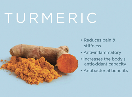 9 REASONS WHY WE ALL NEED MORE TURMERIC