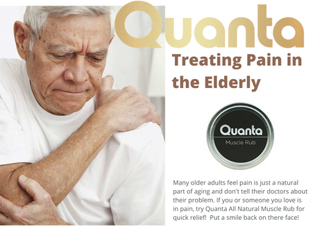 Treating Pain in the Elderly
