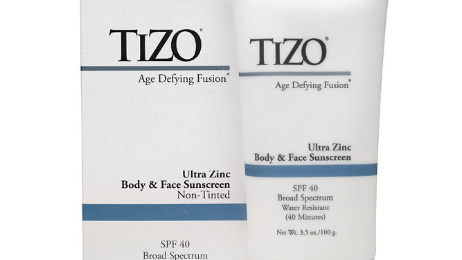 ULTRA TINTED SPF 40 FACE AND BODY 100 g / 3.5 oz