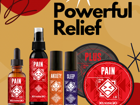 Powerful Relief