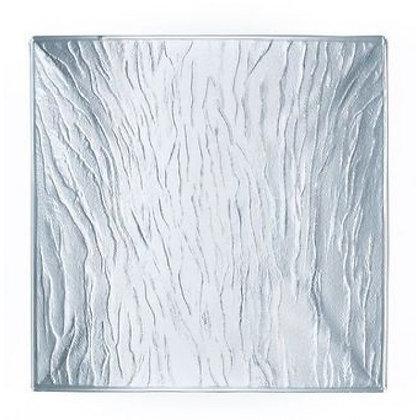 Assiette carrée ECO - 26 cm