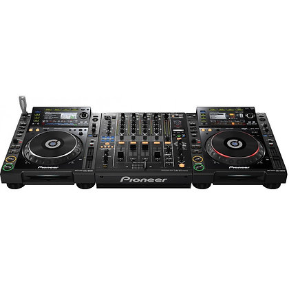 Location Ensemble Nexus Pioneer DJ pro