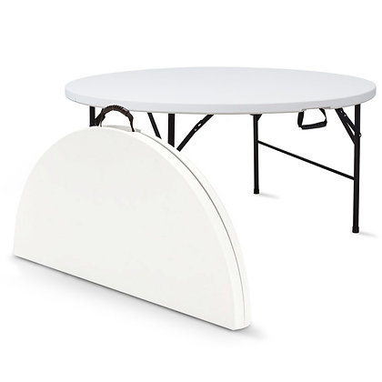 Location Table ronde pliable 10 pers