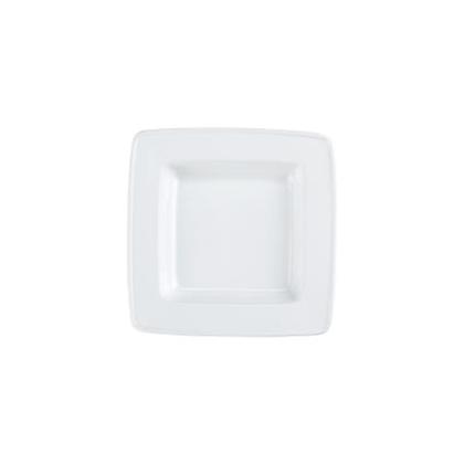 Assiette carrée PRESTIGE - 20 cm